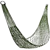 EarlyBirdSavings Nylon Meshy Rope Hammock Sleeping Net Bed For Hiking Camping Outdoor Sports
