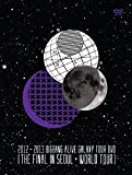 2012~2013 BIGBANG ALIVE GALAXY TOUR DVD [THE FINAL IN SEOUL & WORLD TOUR] (初回生産限定盤) (5DVD+PHOTOBOOK)