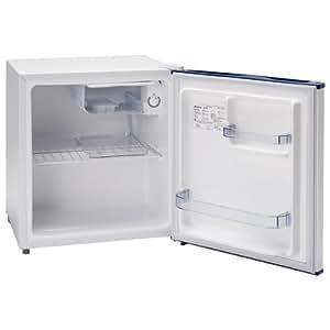 アビテラックス 46L 1ドアノンフロン冷蔵庫(右開き) ホワイト AR515