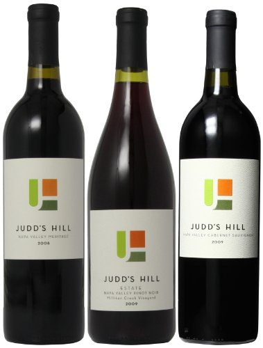 Judd'S Hill Napa Valley Winemaker'S Reds Mixed Pack, 3 X 750 Ml