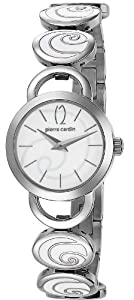 Pierre Cardin Women's Quartz Watch Eclipse PC105252F01 with Metal Strap