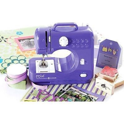 4 Stitch Mending Machine