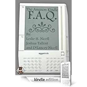 The Amazon Kindle FAQ