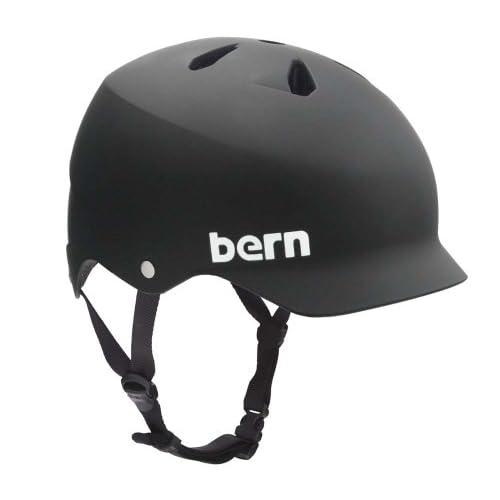 bern(バーン) WATTS(ワッツ)モデル Matte Blackカラー XLサイズ(59cm-60.5cm)