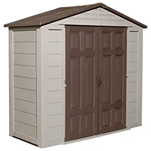 Suncast B52 Storage Building, 7 1/2-ft x 3-ft