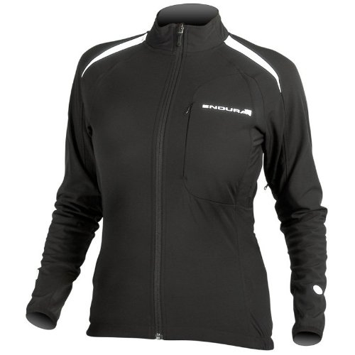 Buy Low Price ENDURA Endura Women's Windchill Jacket 2012 Medium Black (E9036/4)