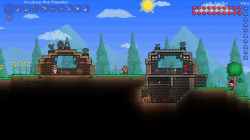 Terraria Collectors Edition screenshot