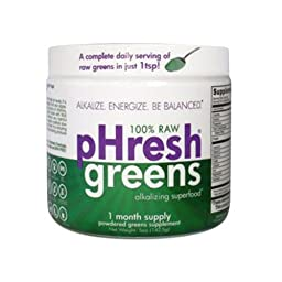SPRFD GREENS,100%RAW,PWDR, Pack of 2