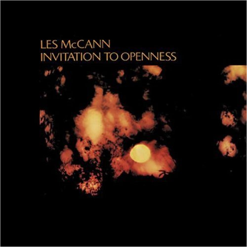 "Les McCann ""Invitation To Openness"" Reissued on  Omnivore Recordings"