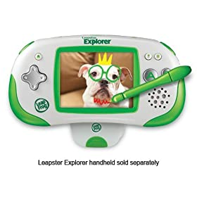 LeapFrog Leapster Explorer Camera and Video Recorder: Toys & Games