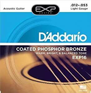D'Addario EXP16 Phosphor Bronze Light - Acoustic