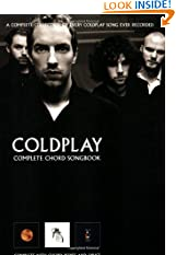 """""""Coldplay"""": Complete Chord Songbook (Paperback)"""