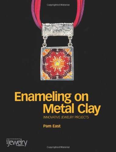 Enameling on Metal Clay
