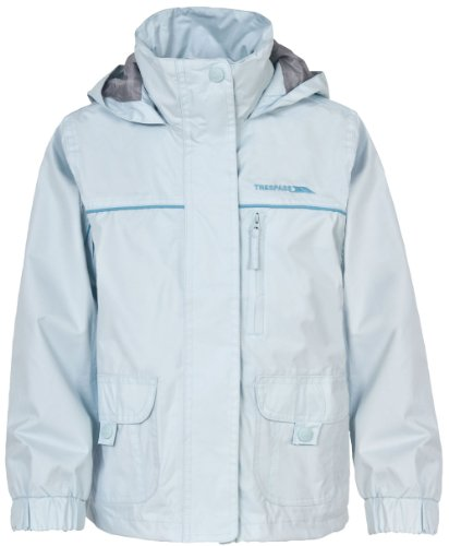 Trespass Tweeny Girls Rain Jacket
