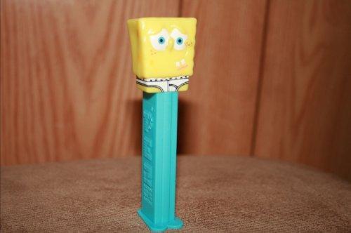 Pez Dispenser (SpongeBob Squarepants, Patrick OR Squidword) (Patrick Pez Dispenser compare prices)