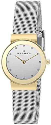 Skagen Slimline Bicolor 358SGSCD- Orologio da donna