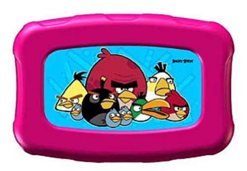 Tabeo Rovio Angry Birds Kid Proof Case (Pink) - 1