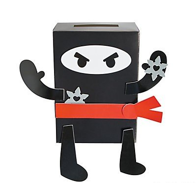 Ninja Card Holder