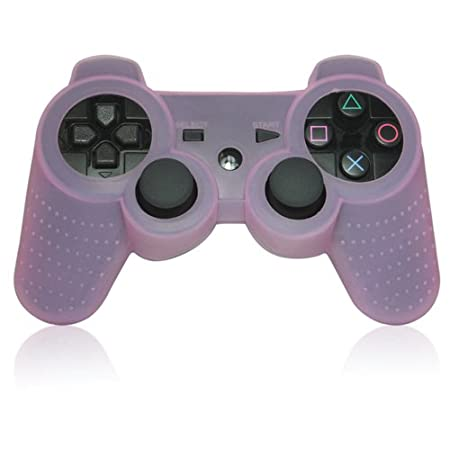 PS3 Silicone Controller Sleeve - Pink