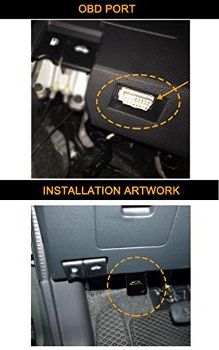 excelvan obd ii safety gps tracker real time car truck. Black Bedroom Furniture Sets. Home Design Ideas