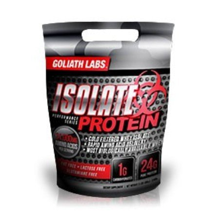 Goliath Labs Isolate Protein 5 Lbs (Chocolate)