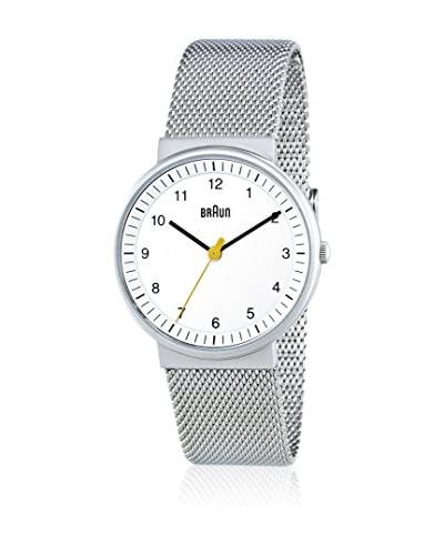 Braun Reloj de cuarzo Ladies Classic Watch Metal 33  mm