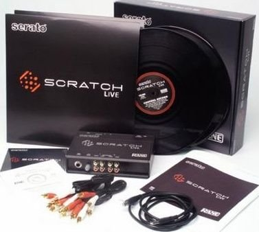 Rane Serato Scratch Live DJ Solution with Audio Interface