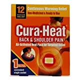 Cura Heat Back&Shoulder S/Pad