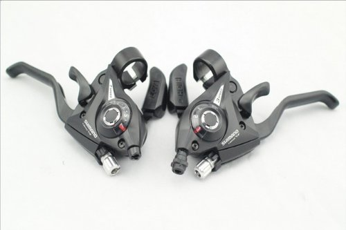 Bike parts Shimano ST-EF51 Shifter/Brake Lever Combo (3x7 Speed)