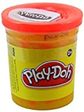 Hasbro Play Doh Single Tubs 130G - Neon Orange
