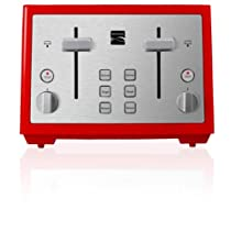 Kenmore 4-slice Toaster,red