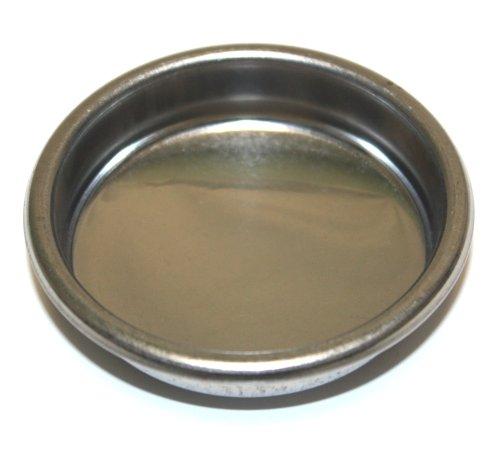 Blindfilter Inox Rancilio zur Reinigung der Brühgruppe Ihrer Espressomaschine