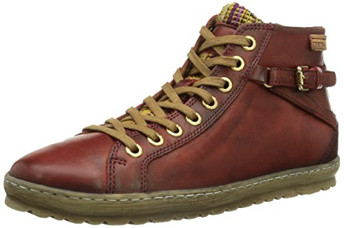 Pikolinos LAGOS 901-2, Sneaker alta Donna, Rosso (Rouge (Arcill Edf)), 36 (3 uk)