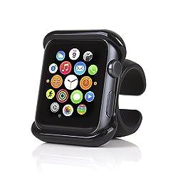 Satechi Apple Watch Grip Mount for Car Steering Wheel and Bike Motorcycle Handlebar 38mm