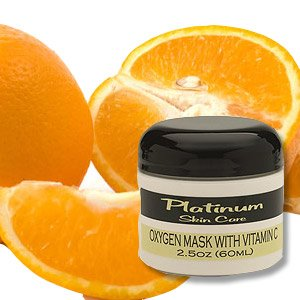 Oxygen Treatment Masque With Vitamin C 2Oz.