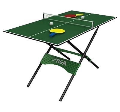 G02238W Stiga 54in Mini Pong Table Tennis Table
