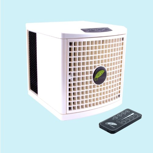 GT1500 Professional-Grade High-Efficiency Ionic Air Purifier (Pearl)