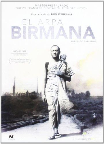 El Arpa Birmana (1945) [DVD]