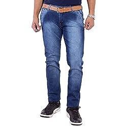 URBAN FAITH Blue Jeans