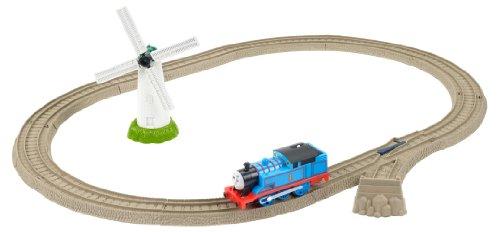 Mattel BGX97 - Fisher-Price Thomas und seine Freunde Starterset Windmühle