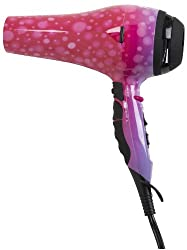 Hot Tools Ht5003 B Tiny Bubbles Ionic Dryer, Pink