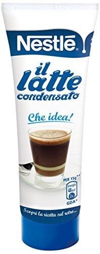 NESTLÉ IL LATTE CONDENSATO latte intero concentrato zuccherato ideale per ricette dolci tubo 170g