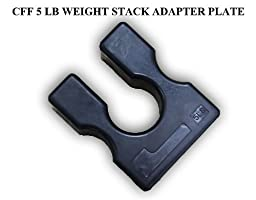 CFF 5 lb Weight Stack adapter plate - add on