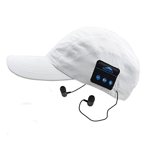 Regolabile da Baseball Cap-Cappellino da Baseball, Bluetooth, vivavoce, con segreteria, Cuffie per telefono, lettore MP3