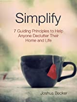 Simplify by Joshua Becker
