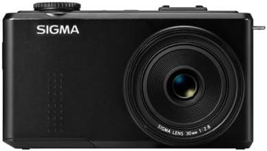 "Sigma DP2 Merrill Appareil photo compact numérique 46 Mpix Ecran 3"" Zoom optique 1x Noir"
