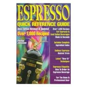 Espresso Quick Reference Guide by Phillip Janssen