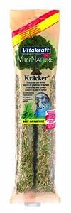 Vitakraft Vita Nature Budgie Krackers 2 Sticks (Pack of 7, Total 14 Sticks)
