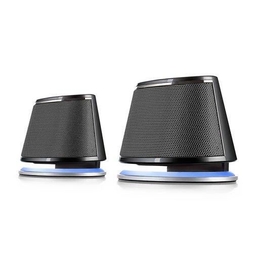 dual sonic speaker computer speakers