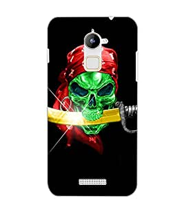 COOLPAD NOTE 3 LITE PIRATE Back Cover by PRINTSWAG